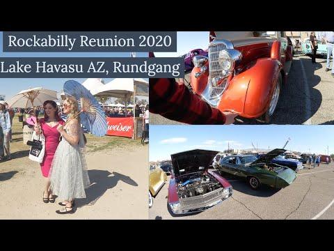lake-havasu-rockabilly-reunion-2020.-rundgang.-hot-rods,-classics,-pin-ups