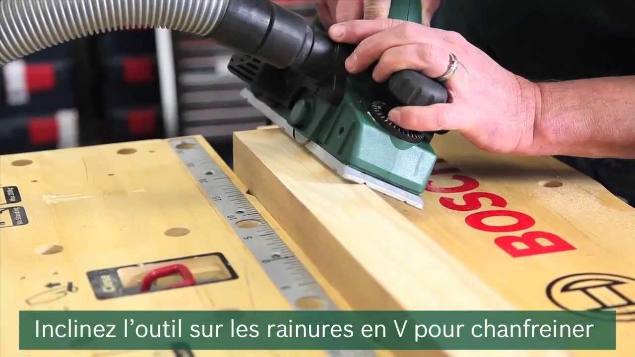 [TUTO] Comment raboter une surface en bois  YouTube