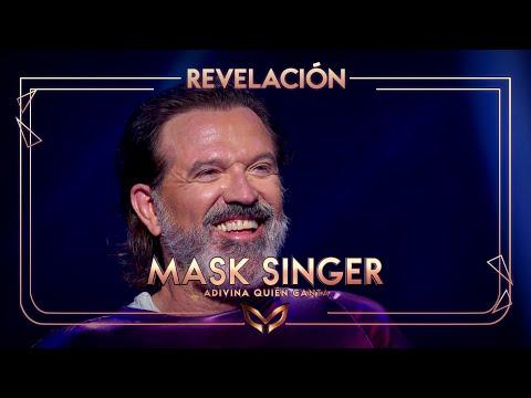 Pepe Navarro, desenmascarado como el Pulpo | Mask Singer: Adivina quién canta