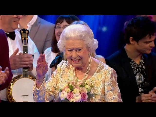 Queen Elizabeth celebrates 92nd birtday in style