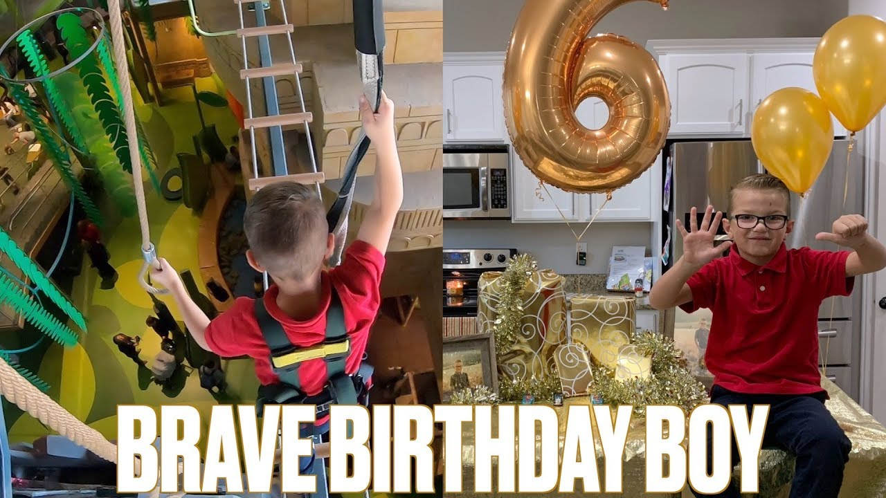 six-year-old-golden-birthday-celebration-shy-kid-comes-out-of-his-shell-on-his-sixth-birthday