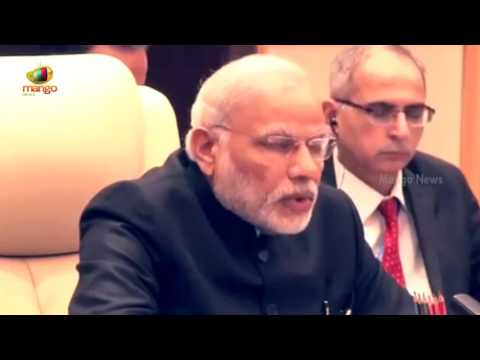 PM Narendra Modi Attends BRICS Meeting In Hangzhou | BIMSTEC | China | Mango News