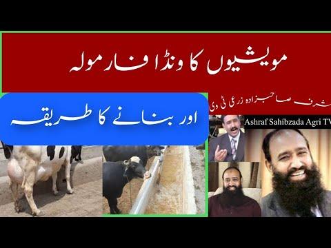 Wanda Formula aur Tariqa.Dr.Ashraf Sahibzada wmv
