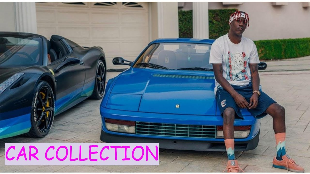 Lil Yachty Car Collection Youtube