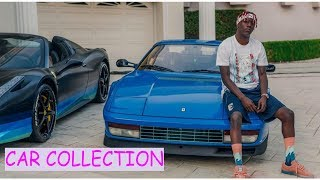 lil yachty car collection