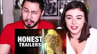 HONEST TRAILERS: SHOWGIRLS | Reaction!