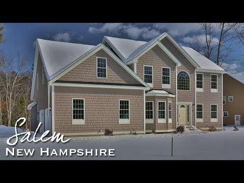 Video of the Andover Model | Old Silver Farm | Salem, New Hampshire real estate & homes