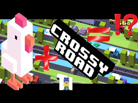 CROSSY ROAD LIFE SKILLS LESSON