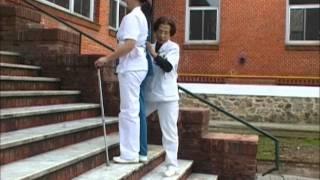 Cómo subir escaleras