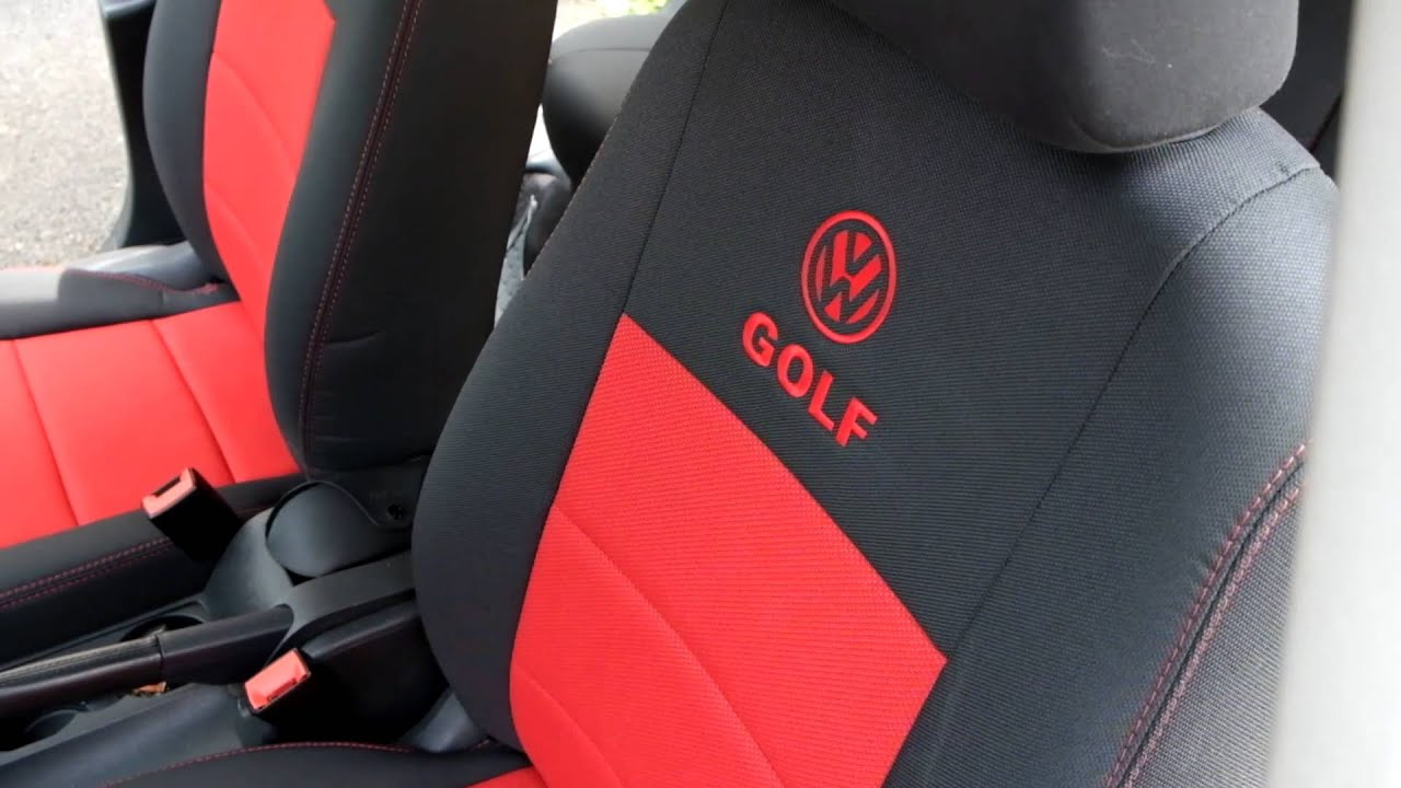 Custom Car Seats  Volkswagen Jetta