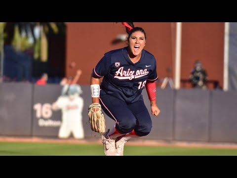 Highlight: Arizona softball defeats Mississippi State for NCAA Super Regional berth