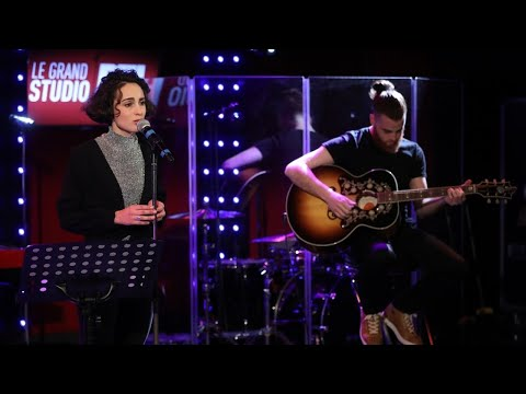 BARBARA PRAVI - Un homme heureux (LIVE) Grand Studio RTL