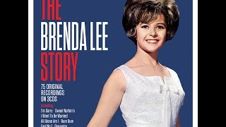 Brenda Lee - Rock-A-Bye Your Baby With A Dixie Melody YouTube Videos