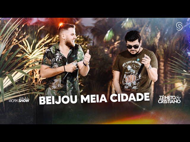 Zé Neto e Cristiano - BEIJOU MEIA CIDADE - DVD Chaaama