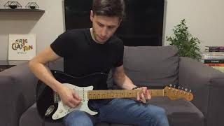 She's Waiting - Eric Clapton (Cover)