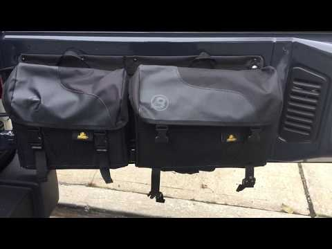 Bestop roughrider tailgate bags review
