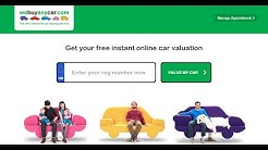 We Buy Any Car - Buy My Car Service | Online Valuation by Marcus Rockey
