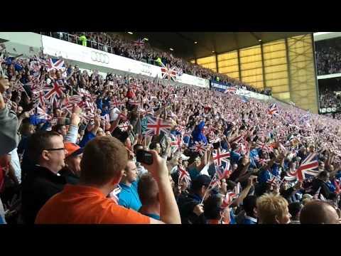 24/4/11 Penny Arcade Pre Match Rangers V Celtic HD