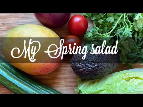 spring-salad-❤️-|-easy-healthy-recipe-|-pinay-in-germany