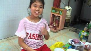 Pham Ngoc Anh cooking show 28