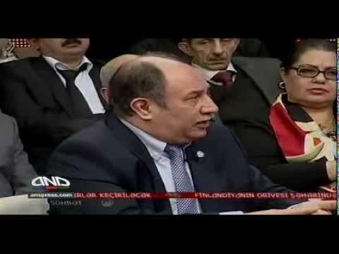 ▶Leftism in Azerbaijan - Sevinc Osmanqizi Debate