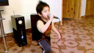 LIttle Atif Aslam  ```Lambi judai````mp4