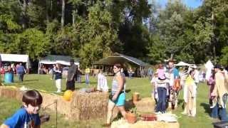 BOLE Bicentennial #60 ~ Woodland Indian Celebration ~ Crowhop Dancing