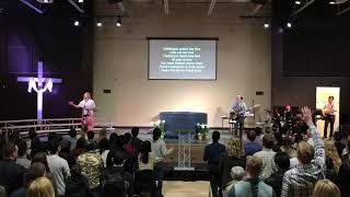 Gambar cover 'Living Hope' - Worship at Trinity Bible Chapel, Easter Sunday,  April 21 2019