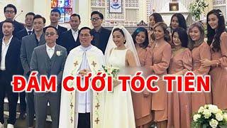 🔴 TRỰC TIẾP: Đám Cưới Tóc Tiên & Hoàng Touliver tại Đà Lạt - TIN GIẢI TRÍ