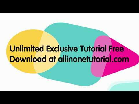 Unlimited Exclusive Tutorial Download at allinonetutorial.com
