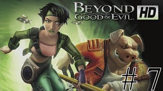 Beyond Good and Evil HD Walkthrough   Part 7 - Factory / Being a Ninja