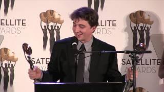 Benh Zeitlin receives 2012 Humanitarian Award