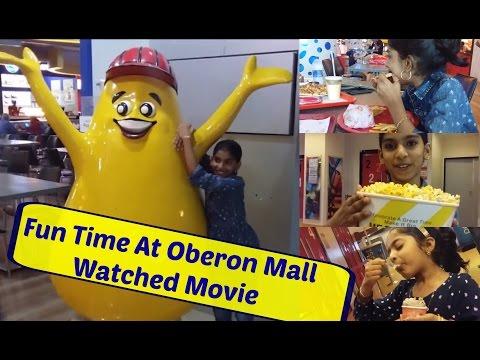 Having fun at Oberon Mall Kochi | Malayalam Movie Take Off