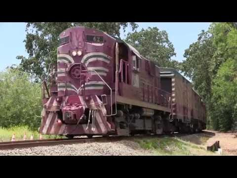2 Days On the Napa Valley Railroad Featuring Alco RS11 #62