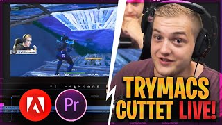 Trymacs CUTTET Onstream | 😂Besser als JULIEN BAM?! 🌚 | Trymacs Stream Highlights