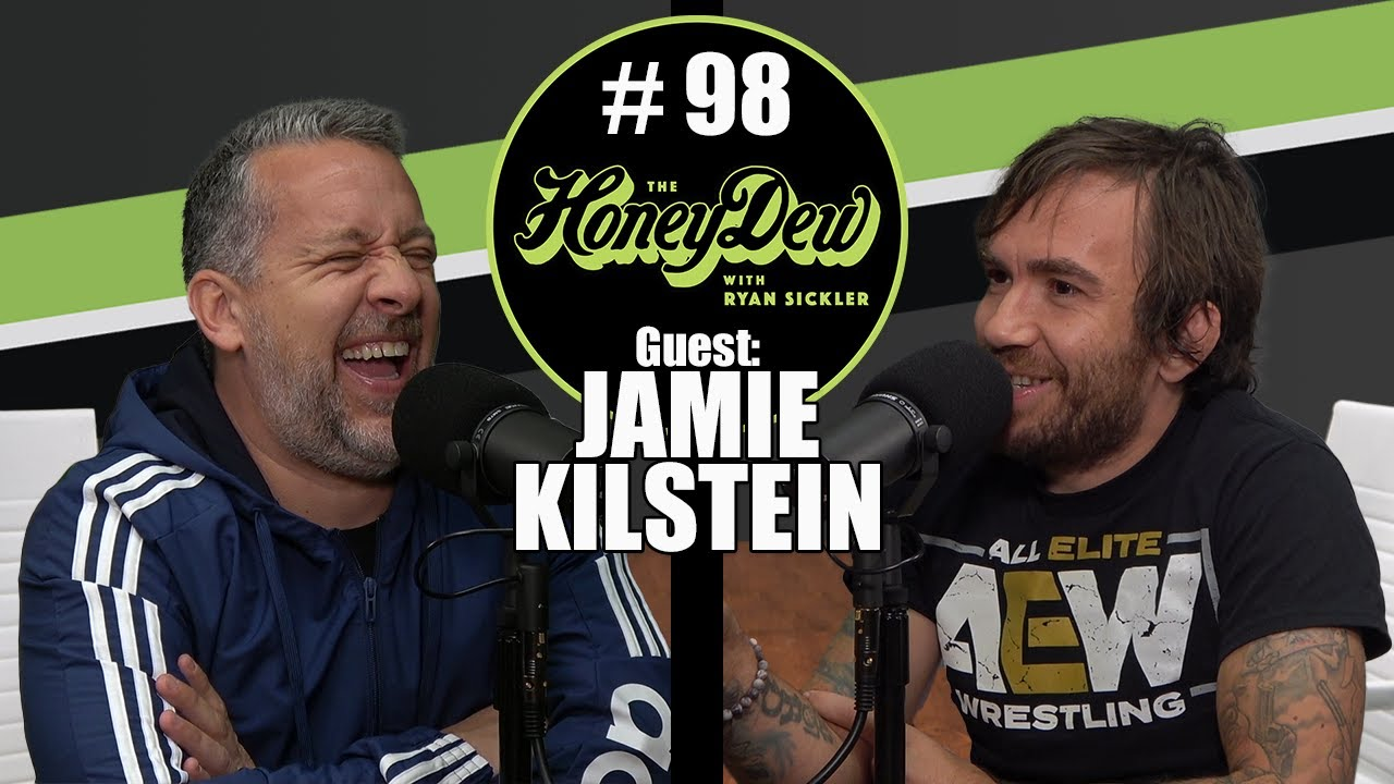 HoneyDew Podcast #98 | Jamie Kilstein