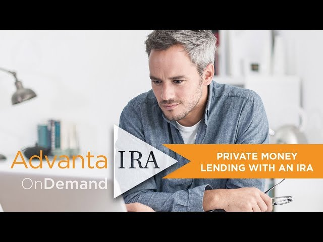 Private Lending (with an IRA)
