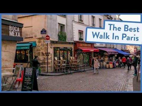 The best walk in Paris: Rue Mouffetard
