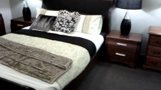 Forty Winks: Option Expensive Wood Leather Combo