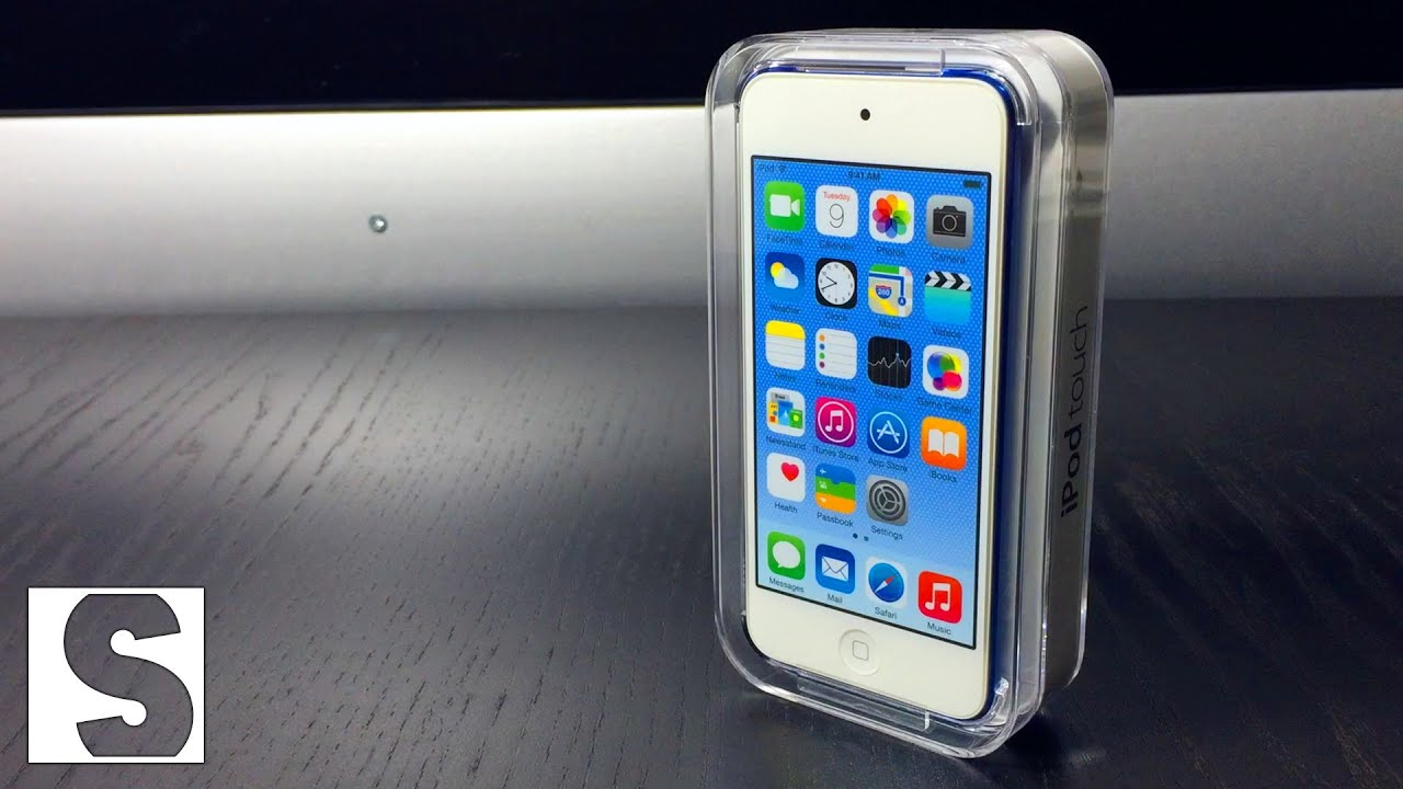 ipod touch 6g ita unboxing stileapple youtube. Black Bedroom Furniture Sets. Home Design Ideas