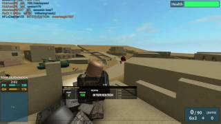 Roblox Phantom Forces(Roblox Call Of Duty) Ep.1