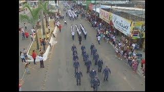 Desfile Cívico do Dia da Independência do Brasil em Juara-MT