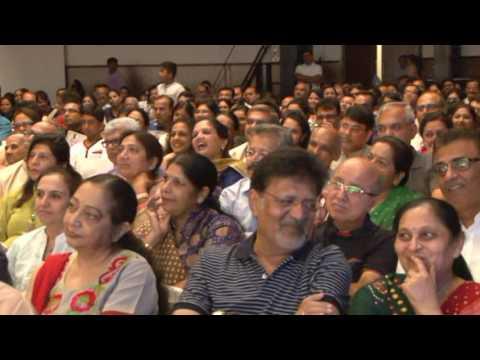 Kajal Oza Vaidya And Jay Vasavda At Oman Part 1