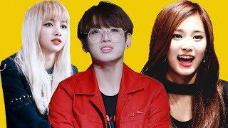 Kpop Idols Hyung & Unnie