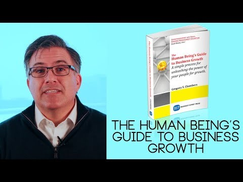 The Human Being's Guide to Business Growth Book Introduction