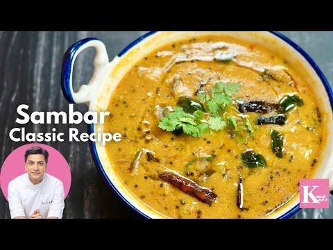 easy-sambar-recipe-for-dosa,-vada,-idli-|-sambhar-recipe-|-homemade-sambar-|-chef-kunal-kapur