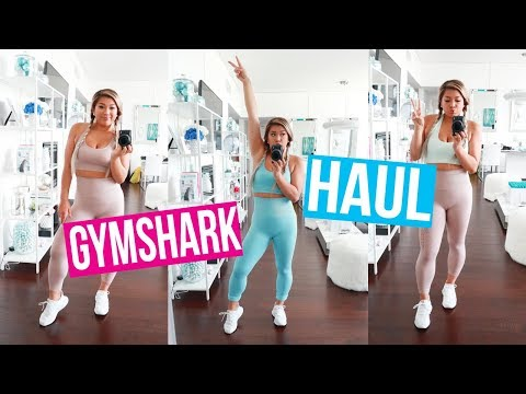 2b95034859f WORKOUT TRY-ON CLOTHING HAUL!
