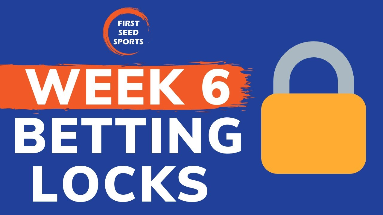 Nfl betting lock of the week new reading manager oddschecker betting