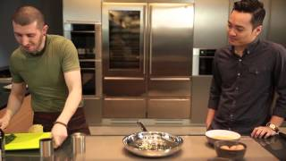 Mamma Mia!: How to Make a Tasty Spinach Omelette