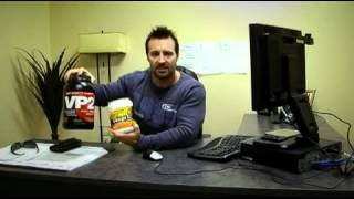 Kris Gethin talks genr8 vitargo as a pre workout.  available from www.genr8online.com